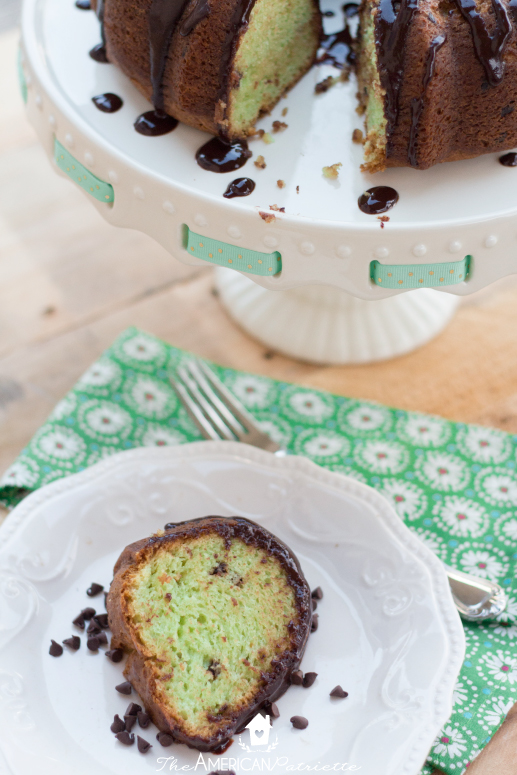 Yellow Cake Mix Pistachio Chocolate Chip