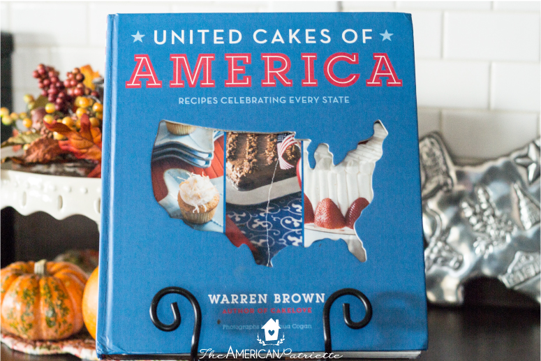 united cakes of america cookbook - I use the recipe in here for the apple butter cake