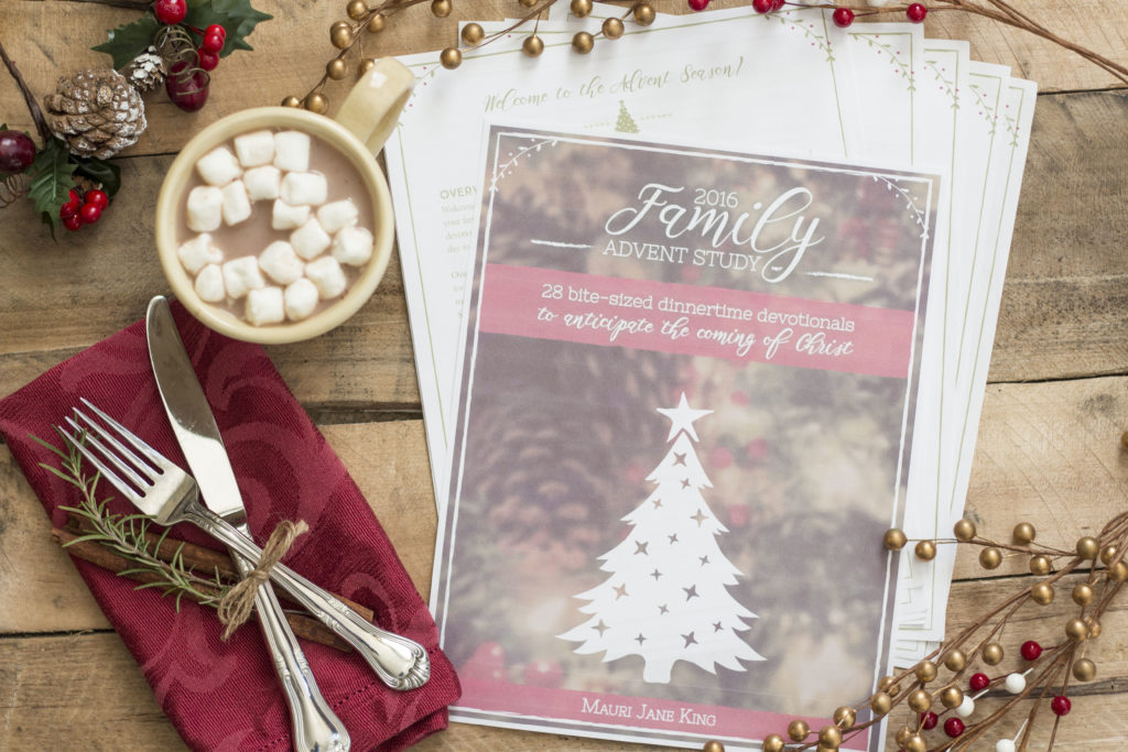 Christmas Devotionals On Christmas Decorations