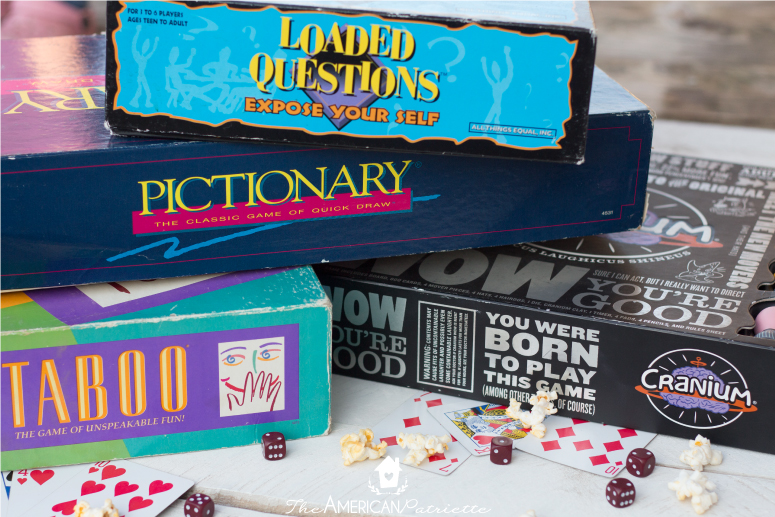 Our 14 Favorite Group Board Games; Board games for game night; fun family board games