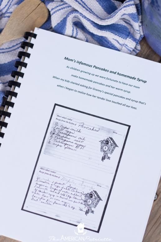 eight sentimental christmas gift ideas diy family cookbook