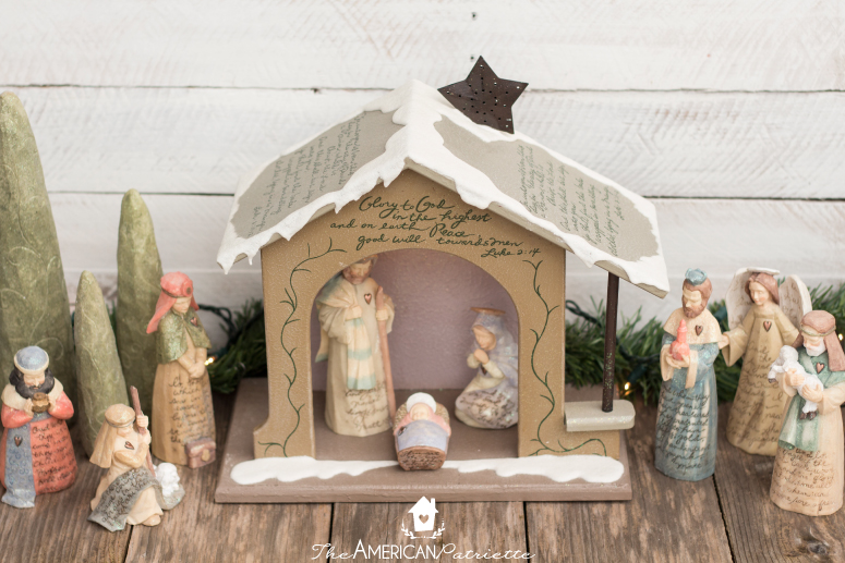 eight sentimental christmas gift ideas nativity set