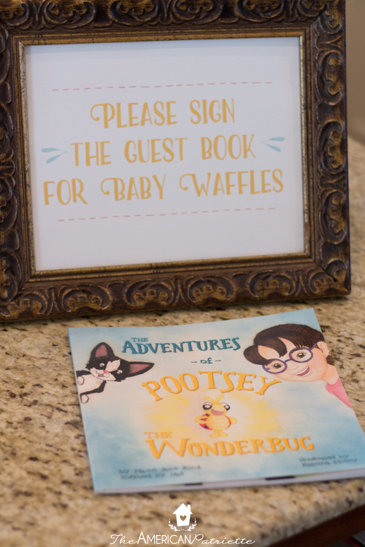 Children S Book Themed Baby Shower The American Patriette