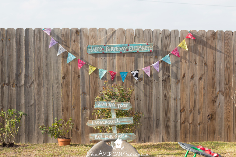 Kids' Western-Themed Birthday Party