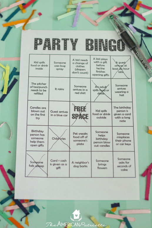 Try reasonable. Fun games to play at a party for adults for explanation