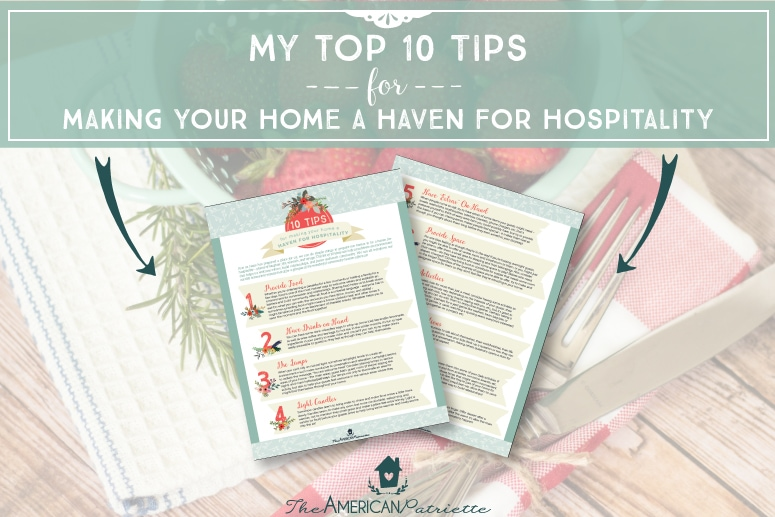 10 Hospitality Tips to Make Your Home Even More Welcoming ...